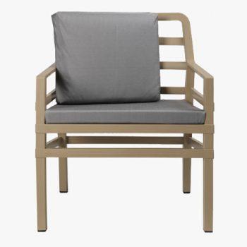 Čalouněná židle ARIA