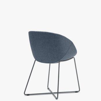 Jídelní židle COQUILLE-T photo-2